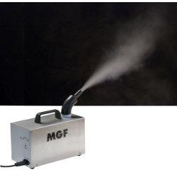 Disinfezione ambientale grazie alla nebulizzazione finissima di Foggy MGF