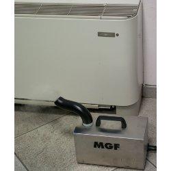 Sanificazione ufficio con Foggy MGF