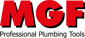 Logo MGF utensili per idraulici professionali