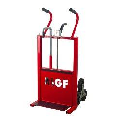 Carrello-per-il-sollevamento-e-trasporto-dei-radiatori-con-ruote-per-salire-le-scale