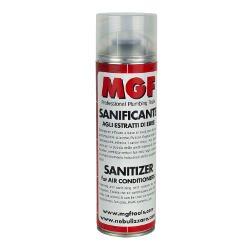 Sanificante condizionatori a base alcool MGFTools