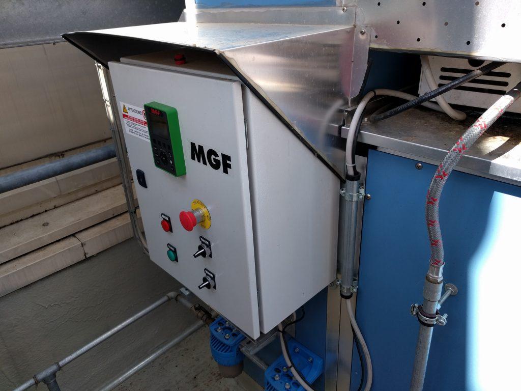 Sistema di sanificazione automatico su UTA: umidificazione e disinfezione 2-in-1