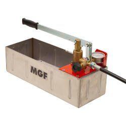 Testing pump - MGFTools Professional plumbing tools
